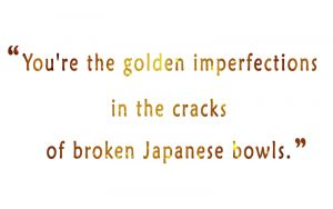 The Golden Imperfections