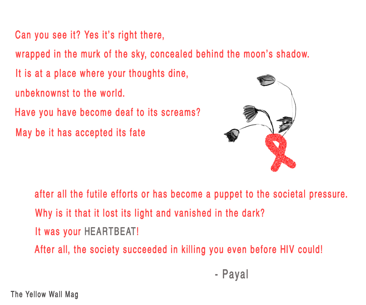 a poem on HIV AIDS